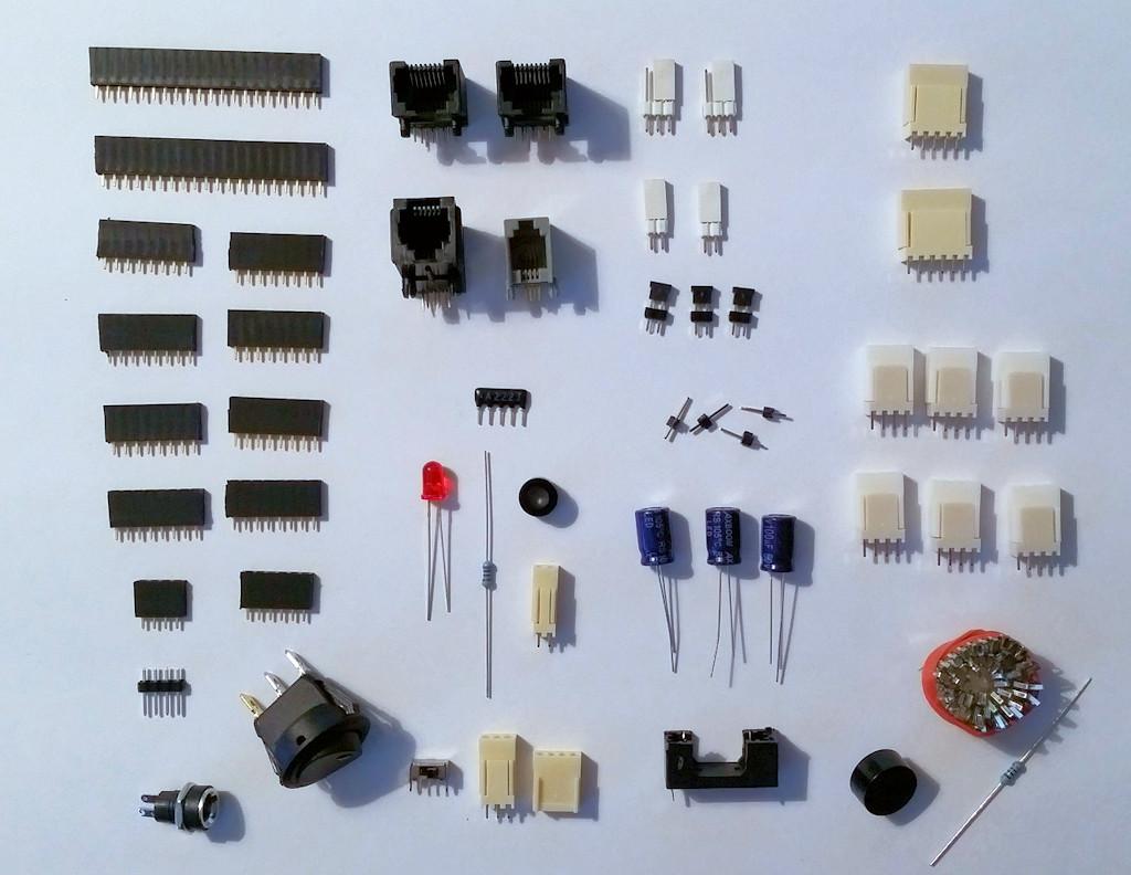 OnStep Telescope Controller STM32 PCB and ESP32 SHC Kits